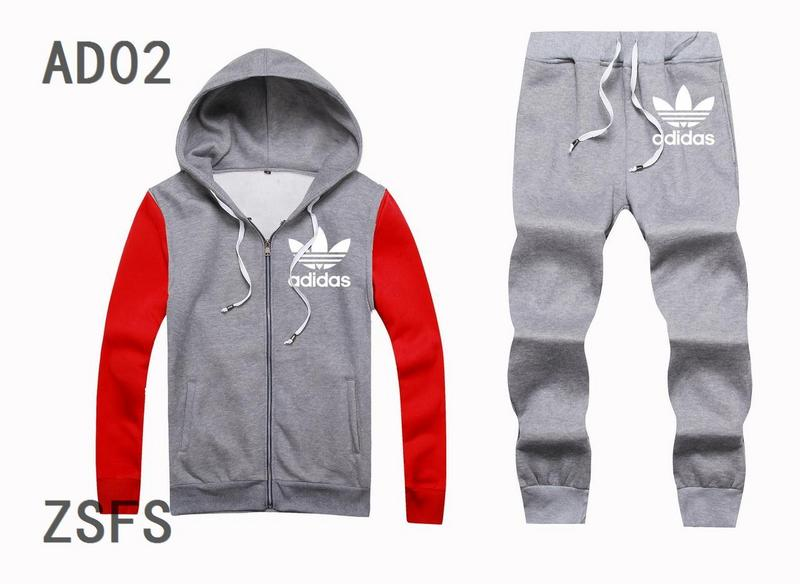 survetement homme adidas ensemble coton
