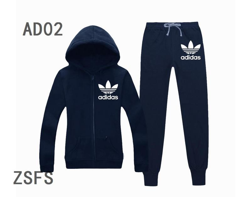 jeansjogging survetement adidas coton femmes 2018 jogging adidas sport ensemble ajd91107 | JeansJogging