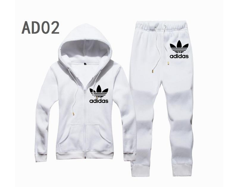 jeansjogging survetement adidas coton femmes 2018 jogging adidas sport ensemble ajd91110 | JeansJogging