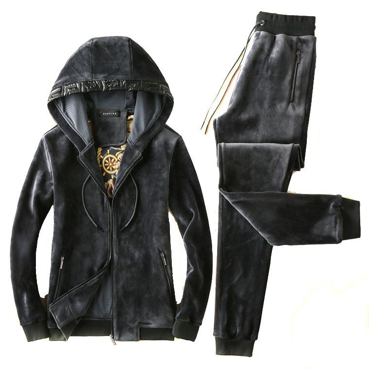 tout neuf ee034 a5e93 jeansjogging- nouveaux survetement versace hiver style palace velvet |  JeansJogging