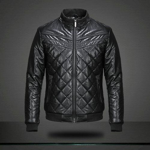 sélection premium aebc5 365d1 jeansjogging- philipp plein 2018 chaude achat veste cuir lattice noir    JeansJogging