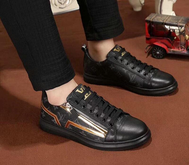 fa324e426bece4 chaussures louis vuitton aliexpress hot zipper noir - EUR 85:jogging ...