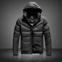72fb95aae40c 2018 collection doudoune armani automne hiver line coton noir soldes