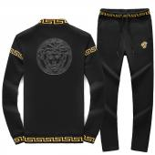 2019 new style fashion versace tracksuit sweat suits men vs0062 back big medusa