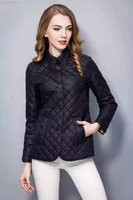 burberry jacket en tissu matelassee cool fille