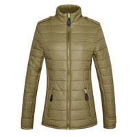 burberry jacket en tissu matelassee london overcoat