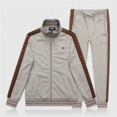 casual wear fendi tracksuit jogging zipper winter clothes fd717587