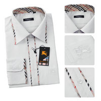 8f5950a2e036d ... chemises burberry mode white