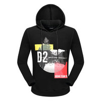 dsquared2 pull sweatshirts hoodies popular automne hiking team 95 black