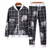 men sportswear louis vuitton tracksuits Tracksuit classic printing lv animal