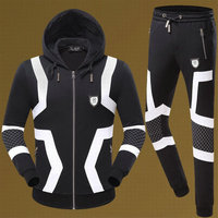 philipp plein Tracksuit hoodie pour man extraterrestrial clothing