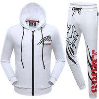 philipp plein Tracksuit hoodie pour man run tigers