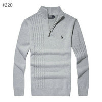 pull ralph lauren brode style camionneur broderie pony
