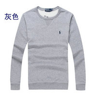 pull ralph lauren brode style camionneur classic gray