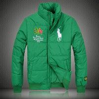 84.00EUR, ralph lauren doudoune manteau hommes big pony populaire 2013  drapeau national brazil vert 9d2026de795