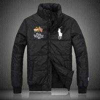 84.00EUR, ralph lauren doudoune manteau hommes big pony populaire 2013  drapeau national france noir cfe2a1f1112