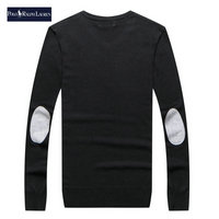 ralph lauren pull coupe cintree long sleeves pony noir