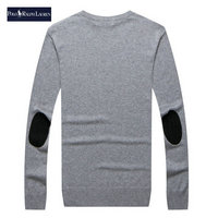 ralph lauren pull coupe cintree long sleeves silver