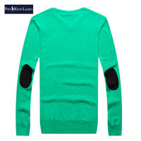 ralph lauren pull coupe cintree long sleeves vert