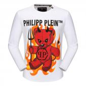 round neck sweaters philipp plein mens designer angry teddy bear monster