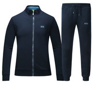 Tracksuit en running hugo boss garcon boy blue zipper