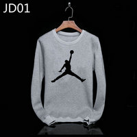 sweat-shirt nike jordan icon jacket biggray jd01