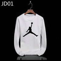sweat-shirt nike jordan icon jacket bigwhite jd01
