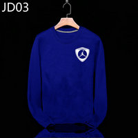 sweat-shirt nike jordan icon jacket small navy blue jd03