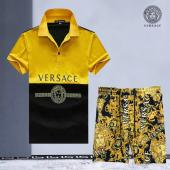 tracksuits short versace Tracksuits revers col medusa