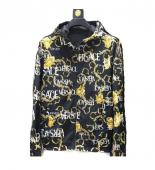 versace jackets pour homme automne hiver 2020 hoodie versace logo