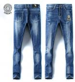 versace jeans denim collection pour homme embroidery versace