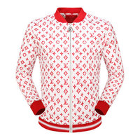 jackets supreme man en vente pas cher japanese red