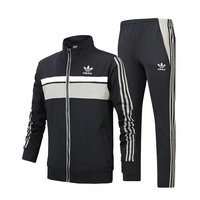 adidas performance tiro Tracksuit chest color zipper