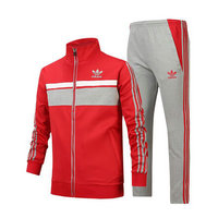 adidas performance tiro Tracksuit chest mixed red