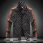 blouson gucci homme jacquard bee side mark noir