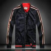 blouson gucci homme jacquard top red gucci blue