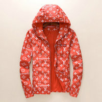 blouson jacket louis vuitton pas cher supreme hoodie rouge