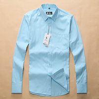 chemise ralph lauren man promo light blue