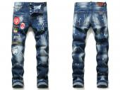 dsquared2 jeans cool guy jean luck embroidery