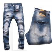 dsquared2 jeans price pas cher army logo blue