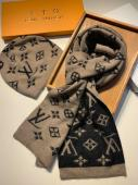 echarpe et cap louis vuitton edition limitee lv20200075,foulard louis vuitton come indossare