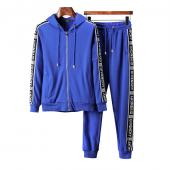 givenchy tracksuits for men new style hoodie blue