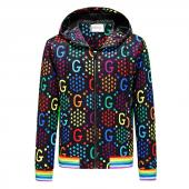 gucci jacket new man gg star hoodie
