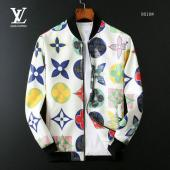 homme cuir jacket louis vuitton original monogram multicolor blanc