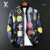 homme cuir jacket louis vuitton original monogram multicolor