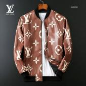 homme cuir jacket louis vuitton original folwer monogram