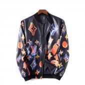 homme cuir jacket louis vuitton original lv99021 star earth