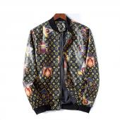 homme cuir jacket louis vuitton original lv99023 mode
