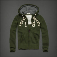 hommes jacket hoodie abercrombie & fitch 2013 classic x-8038 junlu