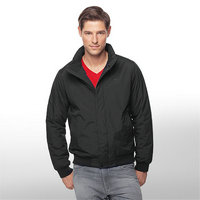 jacket lacoste classic 2013 man water repellent  zipped black